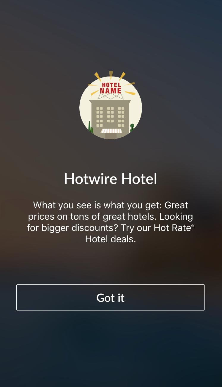 HotwireHotel